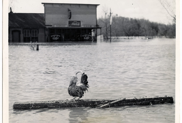 1941 Bagnell Flood