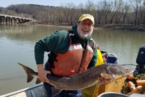 Craig Paukert - Lake Sturgeon